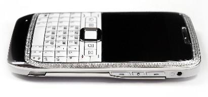 Sangat elegan. Itulah yang bisa kita lihat dari jenis ponsel Nokia E71 ...