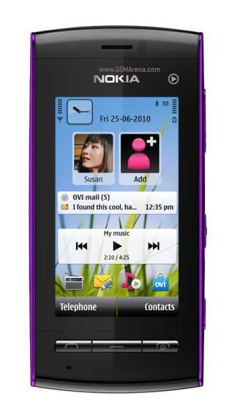 Spesifikasi dan Harga Nokia 5250
