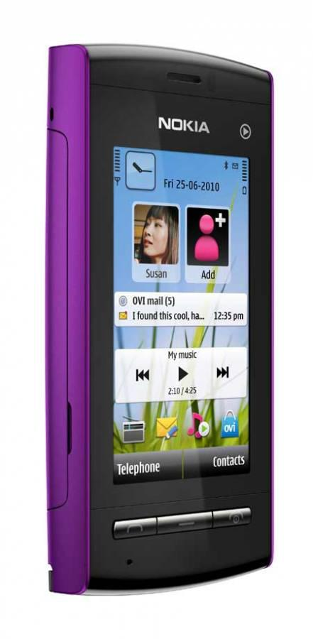 Nokia 5250 Resmi Diumumkan Spesifikasi dan Harga-nya
