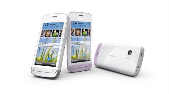 C5 Nokia-03 memiliki baterai 1000mAh, yang menjanjikan baterai yang ...