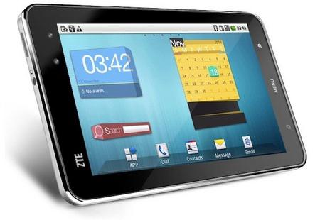 ZTE Light Android Tablet 3G