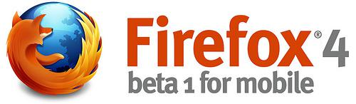 Firefox 4 Beta Mobile