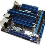 Asus E35M1-I Deluxe Motherboard AMD Fusion Terbaru