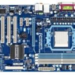 Motherboard AM3 Terbaru Gigabyte GA-M52LT-D3P dengan Chipset  NVIDIA