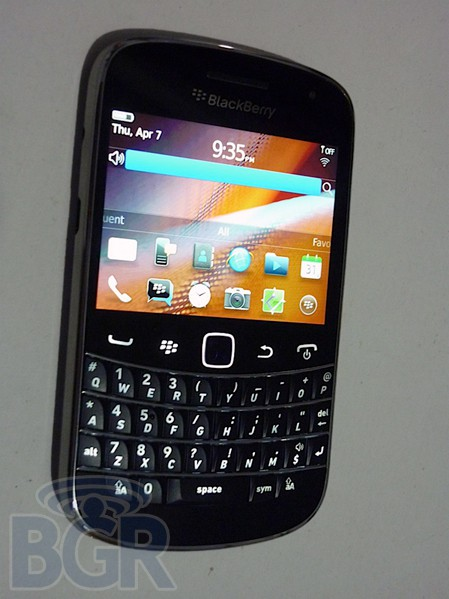Blackberry Bold Touch 9330