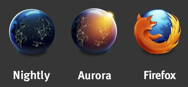 Download Mozilla Firefox Beta 10 & Aurora 11 & Nightly 12 - Andraji