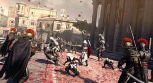 Teman-teman Assassin datang membantu
