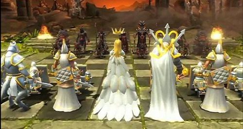 Download Game Battle vs Chess (2011) Free img 1