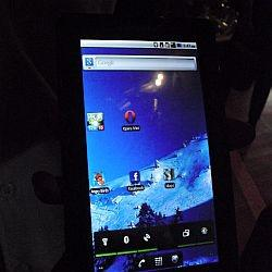 Advan Vandroid T1 Tablet Android 7 Inci Lokal Terbaru Mendukung 3.5G
