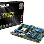 Motherboard Asus F1A75 Terbaru dengan Socket FM1 dan Dukungan AMD  CrossFire & AMD APU