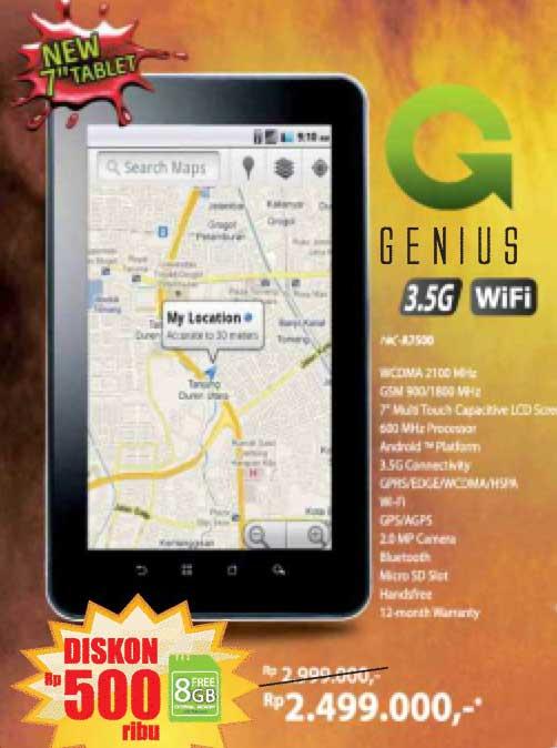 Nexian Touchscreen Terbaru