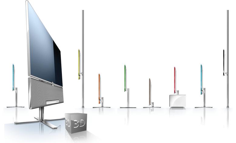 Loewe Individual 3D TV