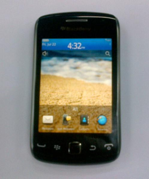 BlackBerry Curve 9380 Touchscreen Terbaru dengan OS 7, Kamera 5MP