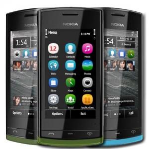 Nokia 500 Symbian Anna