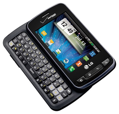 android 2.3, android lg, hp android, lg, lg enlighten, Ponsel Android, ponsel lg