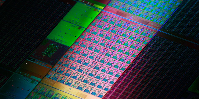 Many Integrated Core Chip