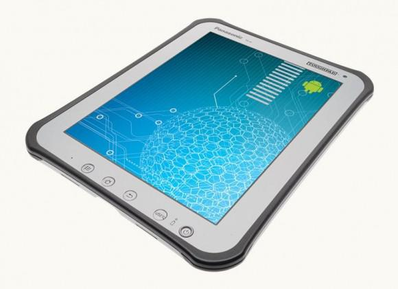 tablet yang bandel, tahan air, tahan panas, tahan dingin, dan bahkan
