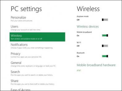 Windows 8 Miliki Manajemen Konektivitas Yang Akan Memanjakan  Penggunanya