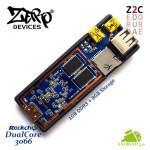 Zero Devices Z2C, Komputer Mini dengan Prosesor Dual Core, RAM 1GB Plus Memori Internal 8GB