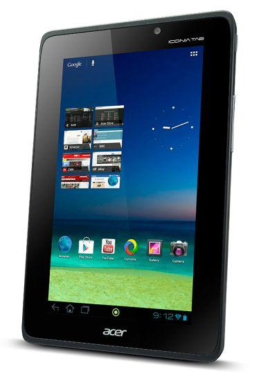 Android Quadcore Murah - Acer Iconia Tab A110 dengan OS Jelly Bean