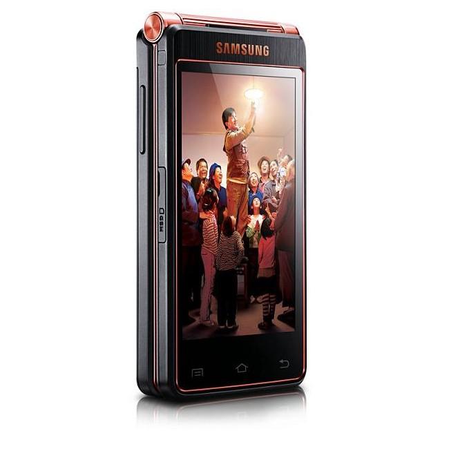 Samsung SCH W2013 Hp Android Flip Dual Display dengan Layar 3.7 Inci