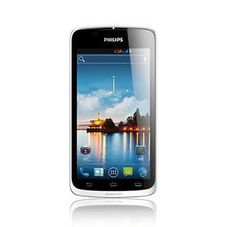 Philips W832 Xenium, Handphone Android Dual SIM Card dengan Baterai ...