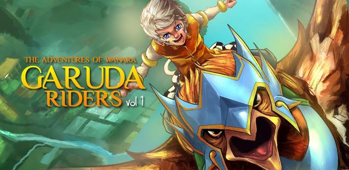 The Adventure Of  Wanara :Garuda Rider Game Terbaru Indonesia