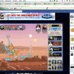 Angry Birds Star Wars Kini Hadir di Facebook
