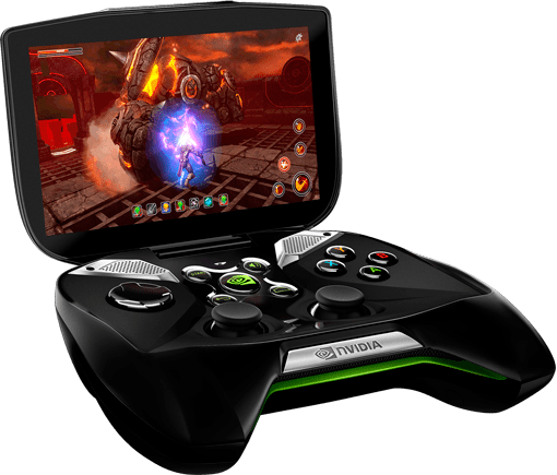NVIDIA Project Shield Konsol Game Android dengan TEGRA 4