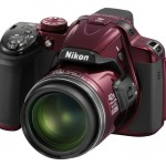 Nikon Coolpix P520 Kamera Digital 18,1 MP Berkemampuan 42x Ultra Zoom