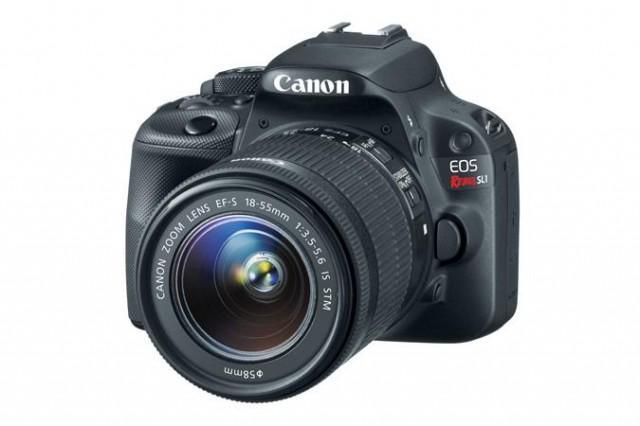 Canon EOS 100D atau Rebel SL1