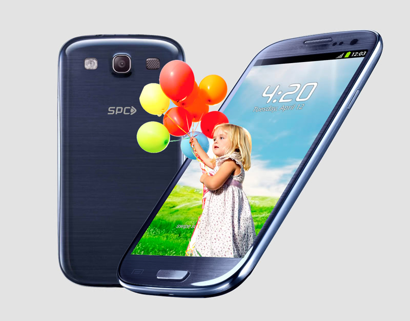 SPC S3 Light Ultradroid Mirip Galaxy S3