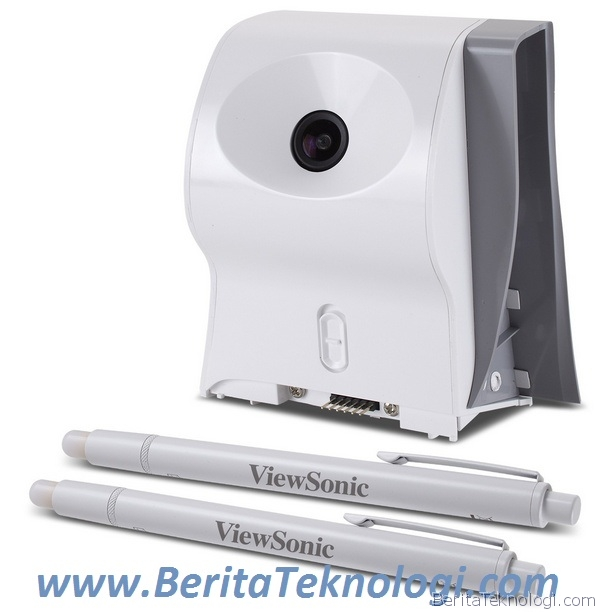 ViewSonic PJD8653ws, Proyektor Ultra Short-Throw WXGA Dengan Dual Pen