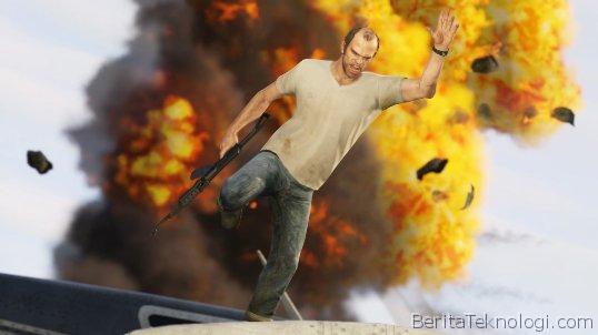 Grand Theft Auto 5 Mendatang Terungkap Melalui Sejumlah Tampilan Screenshots Di NeoGAF