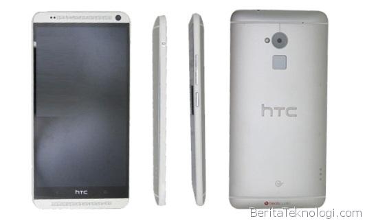 Setelah Kantongi Ijin, HTC One Max 809d Siap Melakoni Debutnya Di Cina