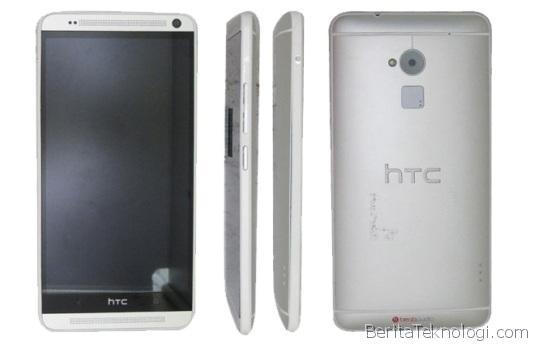 HTC One Max 8060 Terungkap Baru Saja Lulus Uji Di Cina
