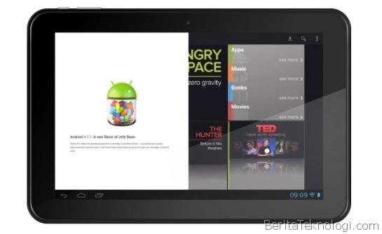 Notion Ink MB-OX 10.1, Tablet Android 10.1 Inci Dengan Baterei berkapasitas Besar Yang Dipasarkan di India