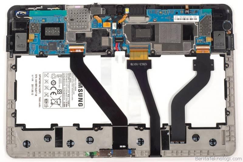 Tingkat Kemudahan dalam Reparasi, Handphone Samsung Galaxy Tampil Terbaik