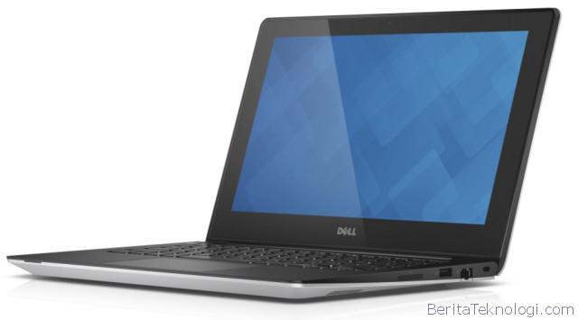 Dell Inspiron 11 Resmi Diperkenalkan dengan Baterai Tahan Lama dan Banderol Murah