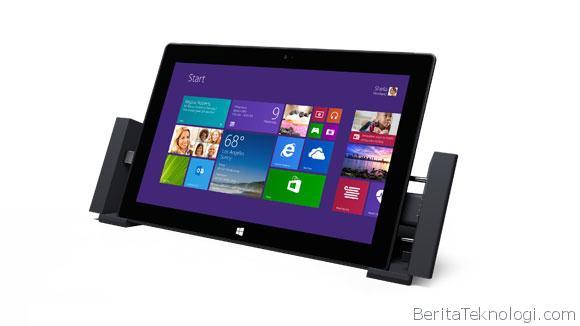 Microsoft Perkenalkan Aksesoris untuk Surface Pro 2, Power Cover, Docking Station, Touch Cover 2 dan Type Cover 2