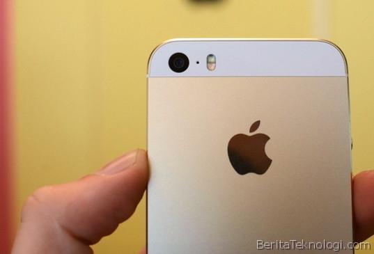 Persediaan Terbatas, Harga iPhone 5s Warna Emas Merangkak Tajam