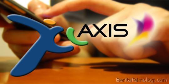 Axiata Gelontorkan 8.6 Triliun Rupiah untuk Akuisisi Axis