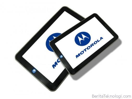 Motorola Siapkan Model Tablet Android Terbaru?
