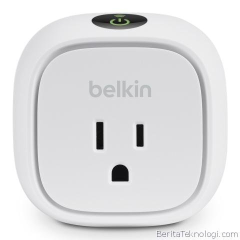 Belkin WeMo Insight Switch, Saklar Canggih untuk Monitoring Konsumsi Listrik di Rumah