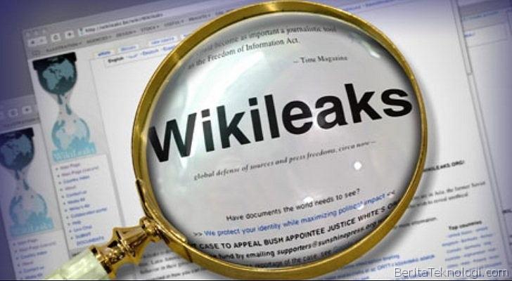Remaja 17 Tahun Menangkan Lelang Server Wikileaks