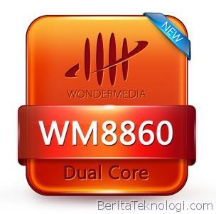 WonderMedia Luncurkan Prosesor Mobile Dual Core untuk Tablet dan Smartphone serta Mendukung OS Android Jelly Bean 4.3