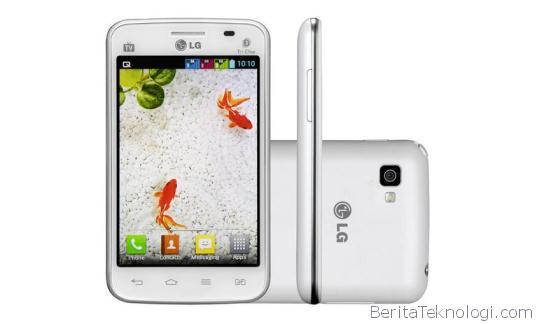 Infotek: LG Optimus L4 II Tri LG-E470f Hadir Sebagai Smartphone Android Tri-SIM