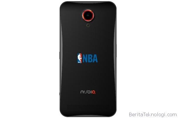 Infotek: ZTE Nubia Z7 NBA Edition Terungkap Melalui Weibo