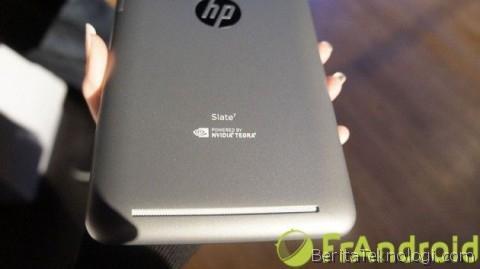 Infotek: Tampilan Tablet HP Slate 7 Plus Bocor di Internet dengan Prosesor Quad Core Tegra 3 dan Kamera 5MP