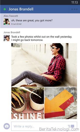 Update Terbaru, Facebook untuk Windows Phone kini Dilengkapi Fitur Unfriend